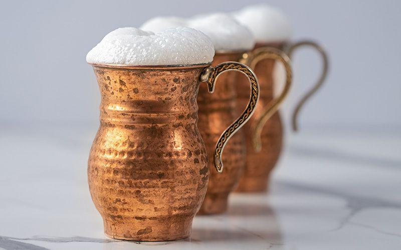 Menu: Cold Beverages Ayran