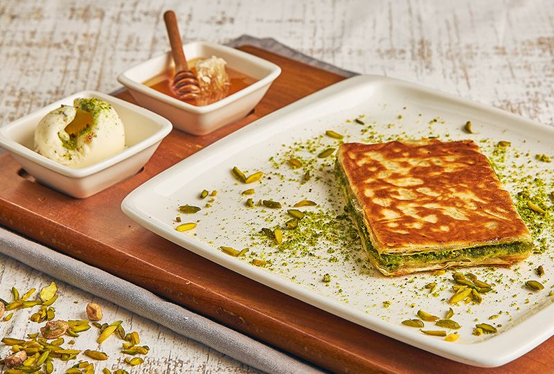 Menu: Desserts 2