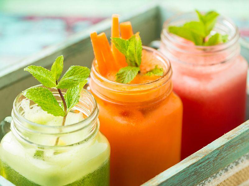 Menu: Fresh Juices 2