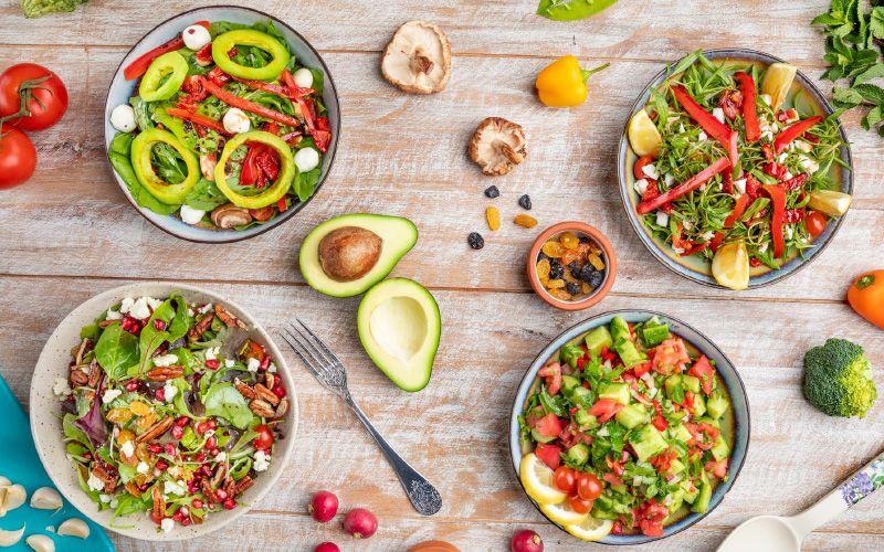 Menu Salads 1