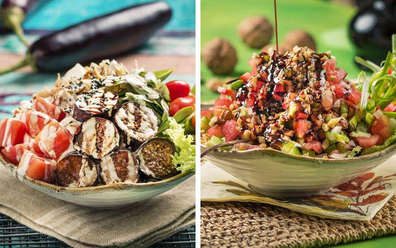 Menu Salads 2
