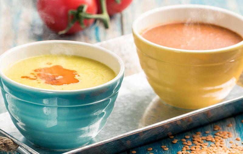 Menu: Soup